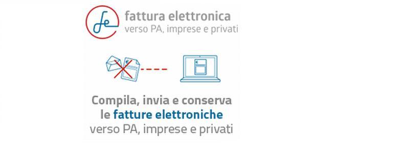 Banner Fatturazione elettronica