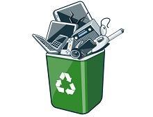 smaltimento rifiuti elettronici