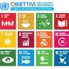 Logo Obiettivi mondiali di sviluppo sostenibile
